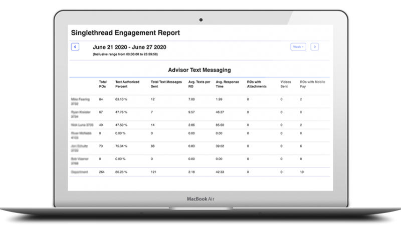 Automated Reporting 3 - Singlethread
